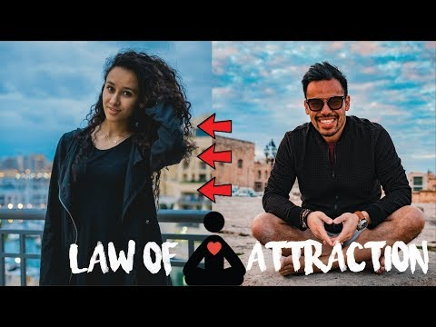 How to Attract Love with Law of Attraction | 3 Rules I Used to Get Her!