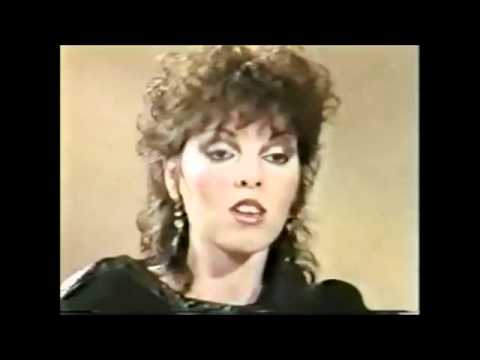 Pat-Benatar-1983-Interview-MTV-RARE