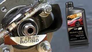 Tipp Oil WIV Multi LL 5W30 Jak skutecznie olej chroni silnik?
