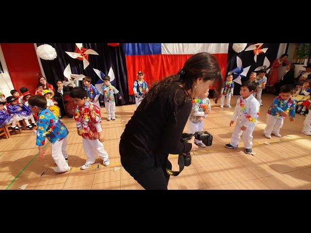 18 de Septiembre, Sala Amarilla, Jornada Tarde - Niños