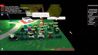 ROBLOX Coldplay765's Memorial Service Part 1
