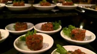 Dinner at Dhonveli Buffet Restaurant Veligandu Island