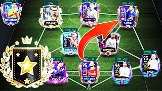 CONSTRUCTING OUR H2H TEAM! TOTY MESSI IS AMAZING! FIFA MOBILE 20