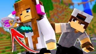 Minecraft: PARKOUR PVP - MORREU ATÉ COM LUCKY POTION!
