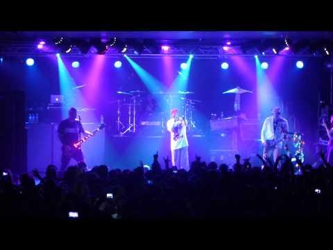 Limp Bizkit - Heart Shaped Box - Smells Like Teen Spirit (Live @ O2, Liverpool, 09.02.14)