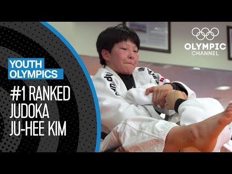 #1 Ranked judoka Kim Ju-Hee is ready to Grapple for Gold | Youth Olympic Games