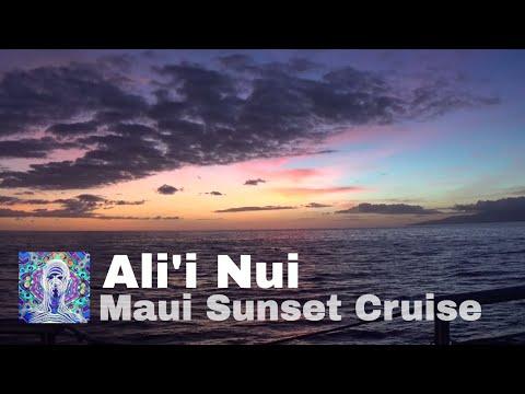 Maui Sunset Cruise - Alii Nui