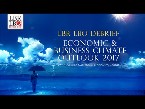LBR LBO Debrief - Economic & Business Climate outlook 2017 - Session 1