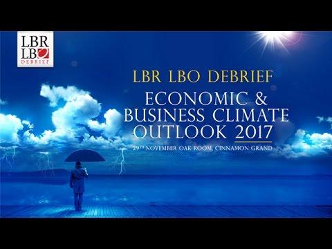 LBR LBO Debrief - Economic & Business Climate outlook 2017 - Session 1