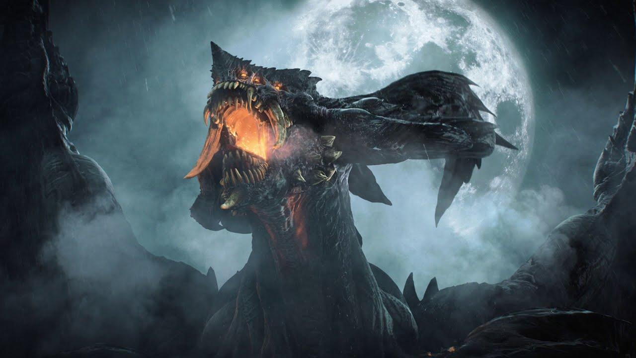《Demon's Souls》恶魔之魂 发表预告