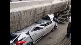 Bridge collapse in varanashi many people died.