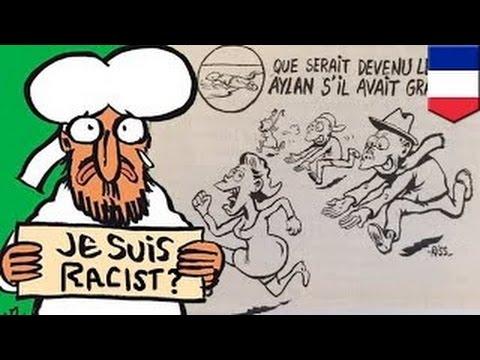 Очередная карикатура Шарли Эбдо вызывает споры