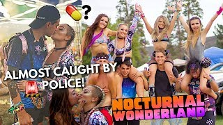 WHAT GOING TO A FESTIVAL IS REALLY LIKE (NOCTURNAL WONDERLAND 2019)