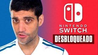 Nintendo Switch foi desbloqueado por HACKERS, a volta da pirataria?
