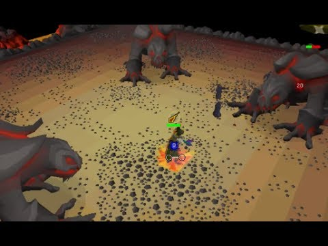 OSRS Inferno Released (Triple Jad!!!)