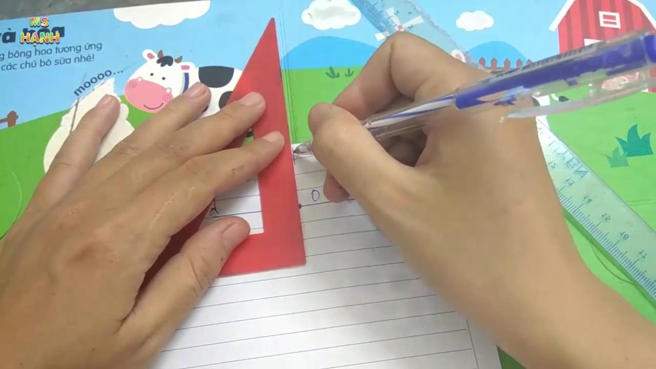 [ Toán 7 Hình Học ] Bài 2 – Hai đường thẳng vuông góc (Sách bài tập)