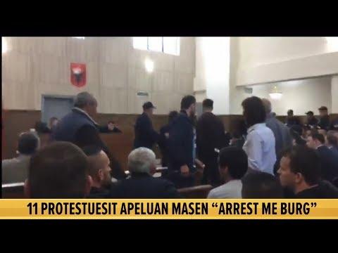 Nis gjyqi për 11 kuksianët, policia blindon Gjykatën e Apelit në Shkodër