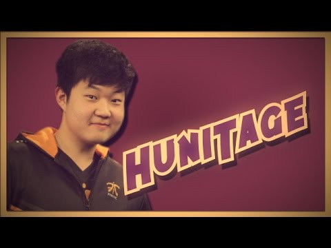 Huni - Tage | Soon to be the best player in the World