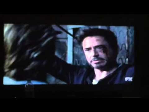 Iron Man 3 Aldrich Killian Scene