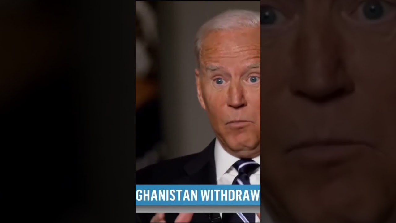 Joe Biden - Abandoned and Betrayed! * PITD #shorts