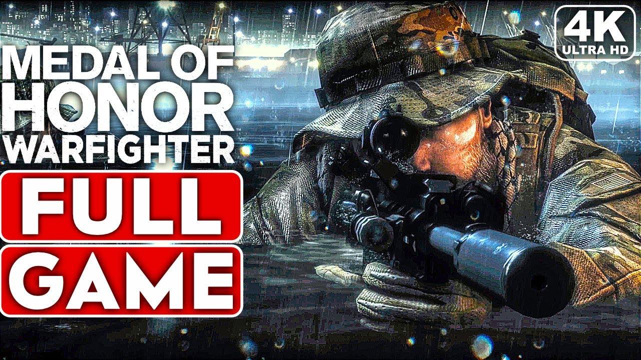 "MEDAL OF HONOR WARFIGHTER ""Gameplay Walkthrough"""