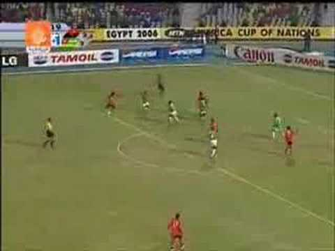 Egypt 2006 (African Cup Of Nations 2006) All Goals Wonderful