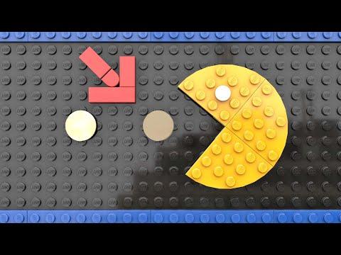 Lego Pac-man Animation