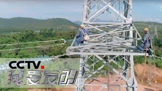 《我爱发明》 20191007 电网双侠| CCTV科教