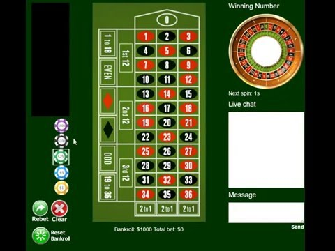 Roulette Online Free Multiplayer