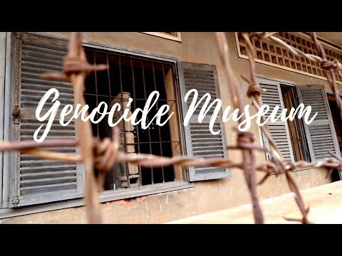 Visiting Tuol Sleng Genocide Museum - S21 Prison [South East Asia Vlog #31]
