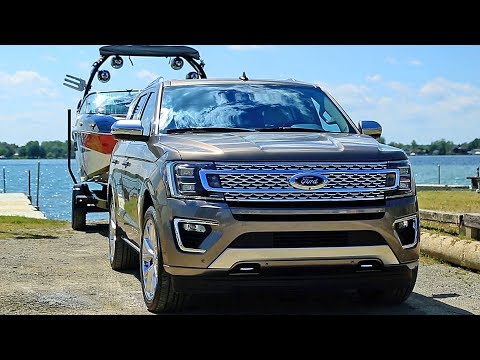 2018 Ford Expedition featuring Pro Trailer Assist