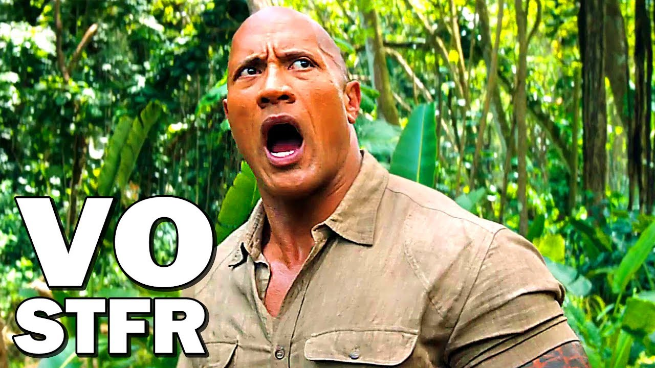 JUMANJI 3 THE NEXT LEVEL Trailer VOSTFR ★ Dwayne Johnson (Bande Annonce 2019)