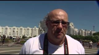 Minsk Strong Battle 2015 Послетурнирное интервью Димитрий Курганов член президиума турнира Strongman