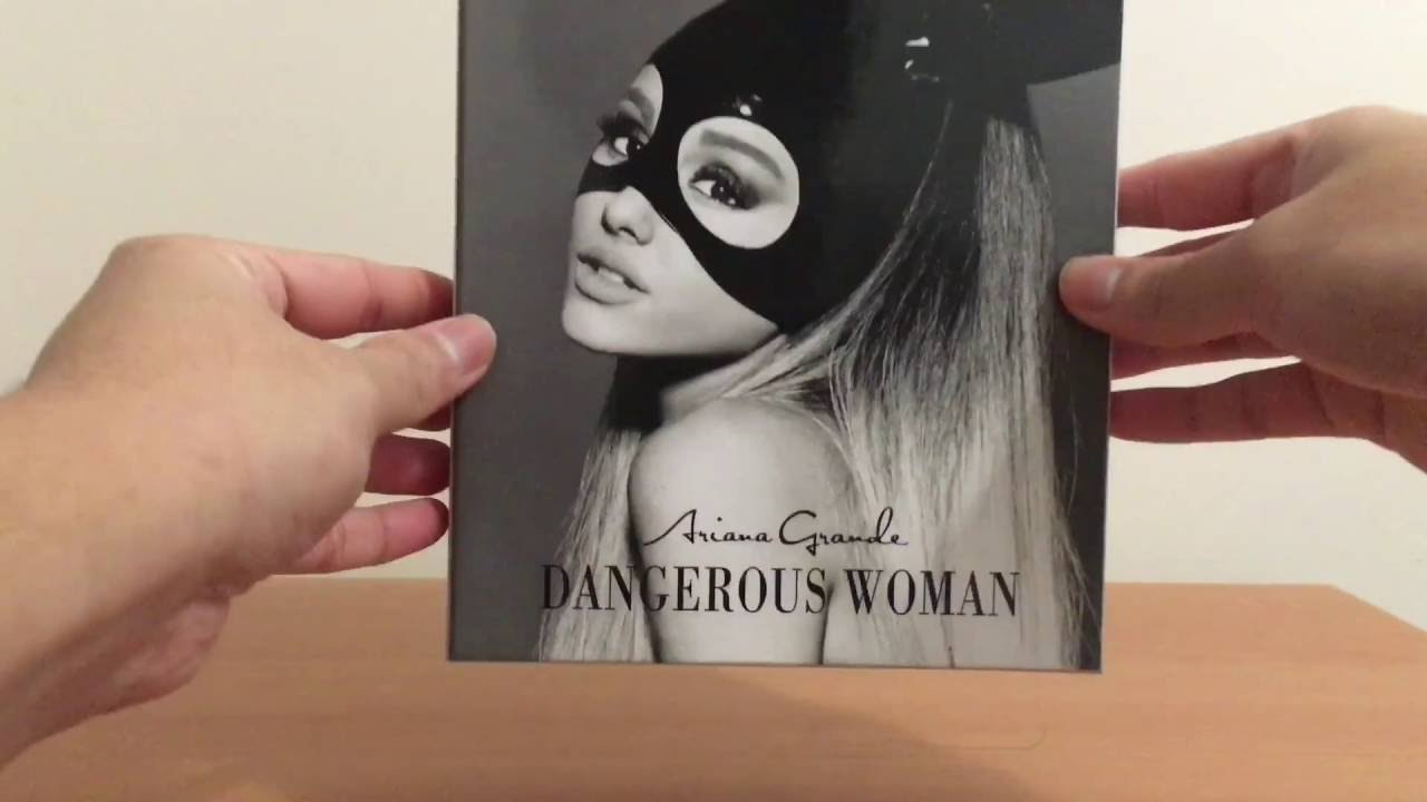 Unboxingariana Grande Dangerous Women Limited Edition Deluxe Boxset
