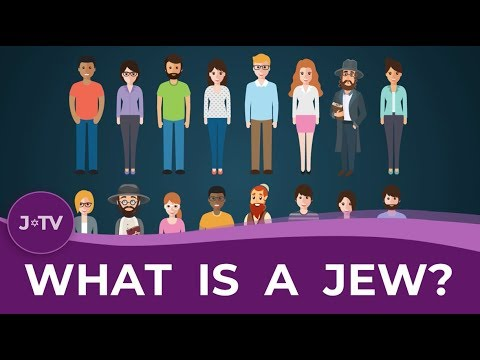 What is a Jew? - Religion? Nation? Race? Culture?