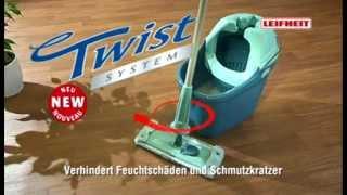 Leifheit Clean Twist System.mpg(Schleudern statt wringen,, 2012-01-09T14:35:03.000Z)