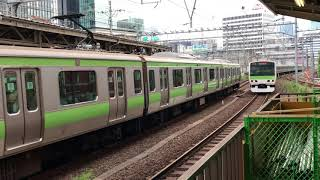 E231系 東トウ543編成 東トウ526編成 山手線 東京駅にて 2017/09/05