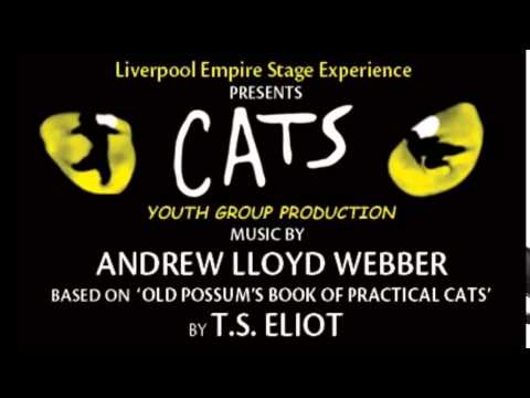 Cats - Memory - Youth Group Production - Liverpool Empire 22/08/2014