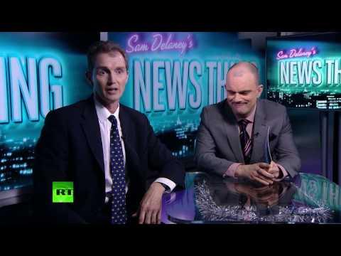 """David Davies called """"inherent racist"""" on News Thing"""