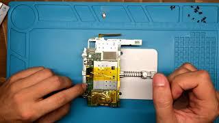 Ремонт Lenovo A3000-F не включается / repairs does not turn on