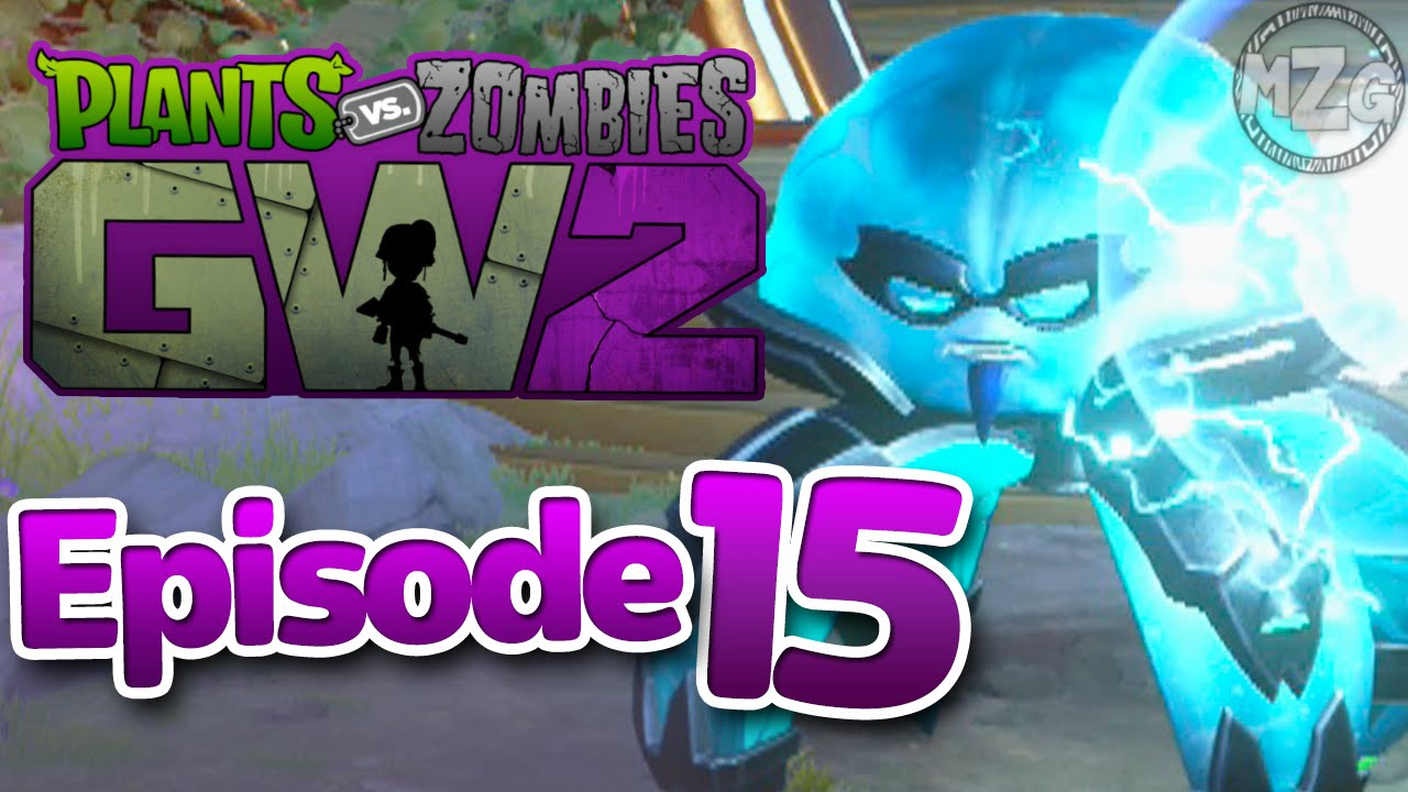 Citron from plants vs zombies garden warfare 2 plants vs zombies - Electro Citron Plants Vs Zombies Garden Warfare 2 Gameplay Episode 15 Youtube