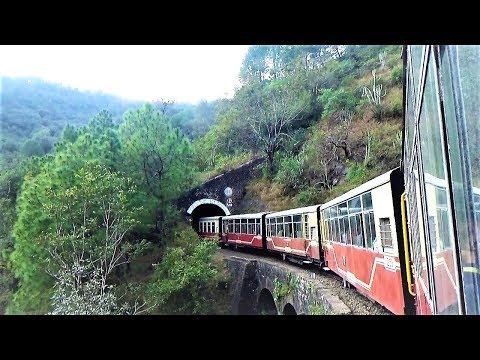 Shimla toy train - Simla to Kalka - Himalayan Queen - Toy train Simla