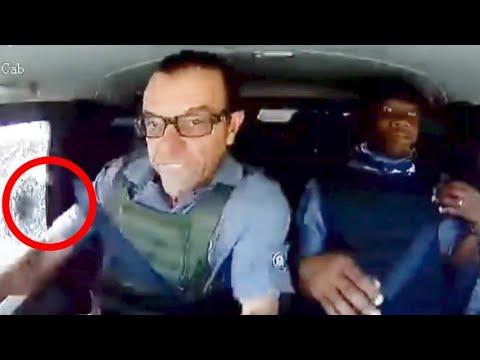 Assalto armato al portavalori in autostrada, ma la reazione della guardia giurata sventa la rapina