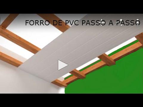 4667b7e9bcc9 FORRO PVC PASSO A PASSO FAÇA VOCÊ MESMO - YouTube