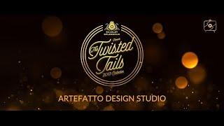 Artefatto Design Studio with Scarlet Splendour at Salone 2019