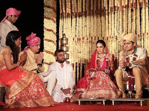 chanda kochhar daughter aarti marriage youtube