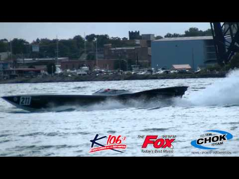 International Offshore Powerboat Races