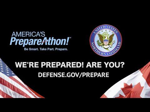 NORTHCOM PrepareAthon 2016