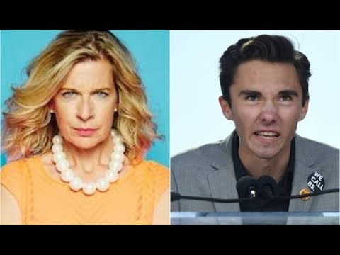 Must Watch: Katie Hopkins GOES OFF on David Hogg for Laura Ingram Boycott