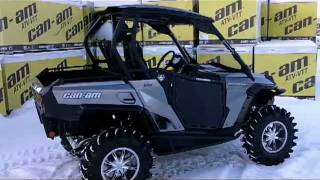 2012 Canam Commander 1000XT Built at Pines Power Sports Marine in P...